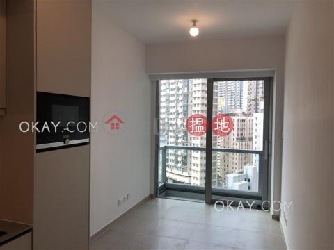 Practical 1 bedroom on high floor with balcony | Rental|Resiglow Pokfulam(Resiglow Pokfulam)Rental Listings (OKAY-R378700)_0