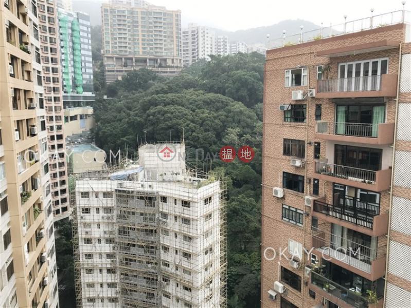 3房2廁,實用率高,極高層《漢寧大廈出租單位》 8-8A漢寧頓道   西區香港出租HK$ 39,000/ 月