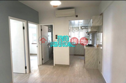 Open wide, newly renovated and two rooms flat in Sai Ying Pun|True Light Building(True Light Building)Rental Listings (Agent-0064529236)_0
