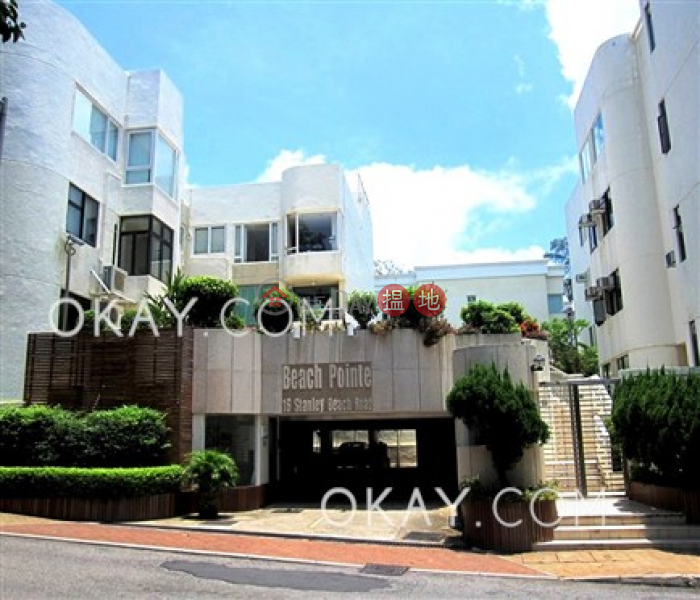 Efficient 4 bedroom with sea views, rooftop | For Sale | Block A-C Beach Pointe 海灣閣A-C座 Sales Listings