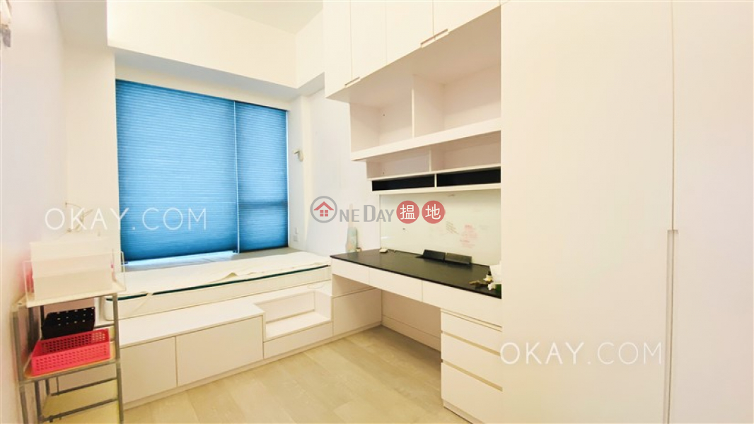 Unique 4 bedroom with harbour views & balcony | For Sale | Upton 維港峰 Sales Listings