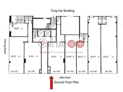 灣仔520呎旺舖出租|灣仔東基大廈(Tung Kai Building)出租樓盤 (H000336736)_0