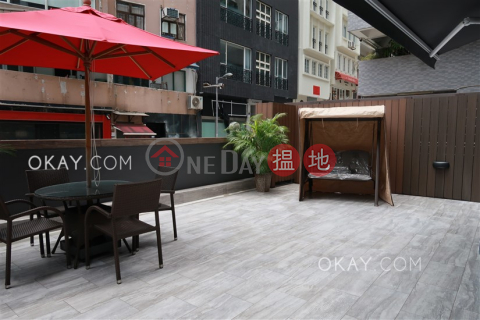 Generous with terrace in Central   For Sale Ying Pont Building(Ying Pont Building)Sales Listings (OKAY-S226159)_0