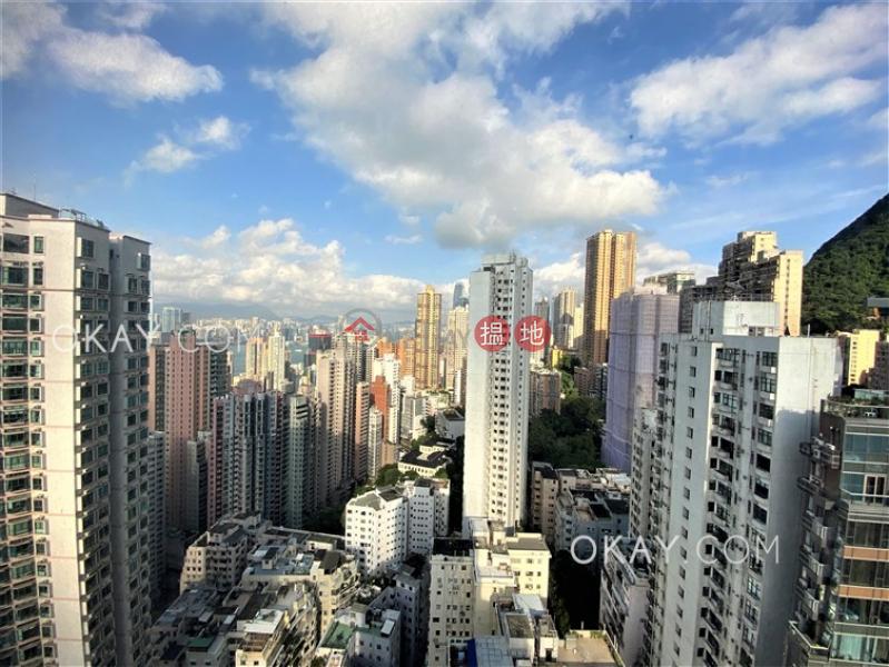 香港搵樓 租樓 二手盤 買樓  搵地   住宅出租樓盤-2房1廁,實用率高,極高層,海景《嘉和苑出租單位》