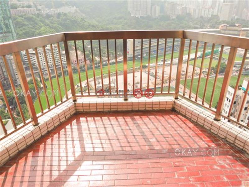 HK$ 4,100萬雲地利台|灣仔區|3房2廁,實用率高,極高層,露台《雲地利台出售單位》