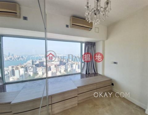 Stylish 2 bedroom on high floor with rooftop & balcony | Rental|Tower 3 The Victoria Towers(Tower 3 The Victoria Towers)Rental Listings (OKAY-R53342)_0