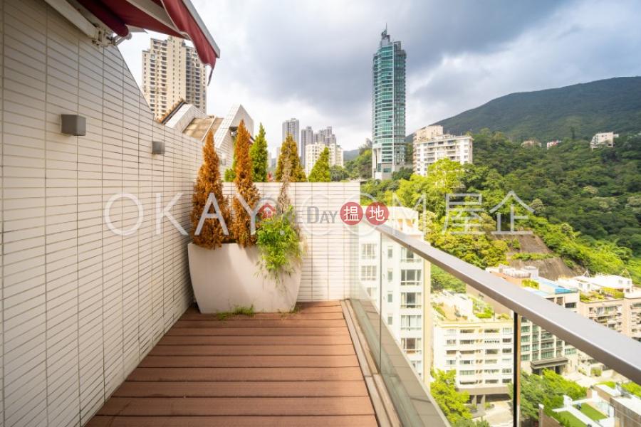 Unique 3 bedroom on high floor with rooftop & terrace   Rental   Regent Hill 壹鑾 Rental Listings