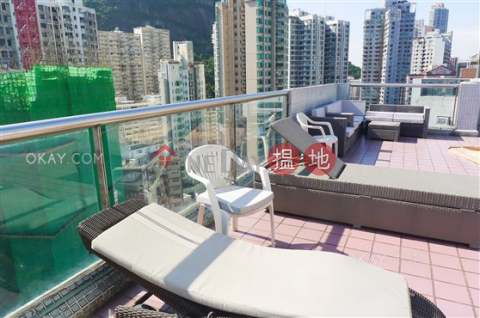 Popular penthouse with rooftop | Rental|Western DistrictThe Grand Panorama(The Grand Panorama)Rental Listings (OKAY-R18325)_0