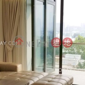 Lovely 3 bedroom on high floor with balcony & parking | Rental