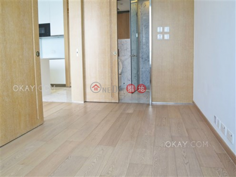 HK$ 11.5M | The Gloucester Wan Chai District Rare high floor with harbour views & balcony | For Sale