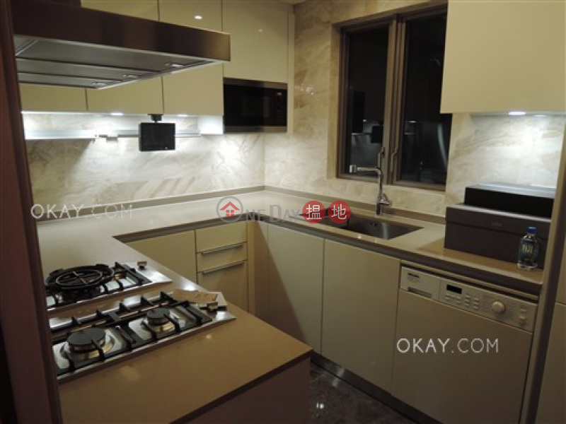 Luxurious 3 bedroom with balcony | Rental 9 Austin Road West | Yau Tsim Mong | Hong Kong, Rental, HK$ 45,000/ month
