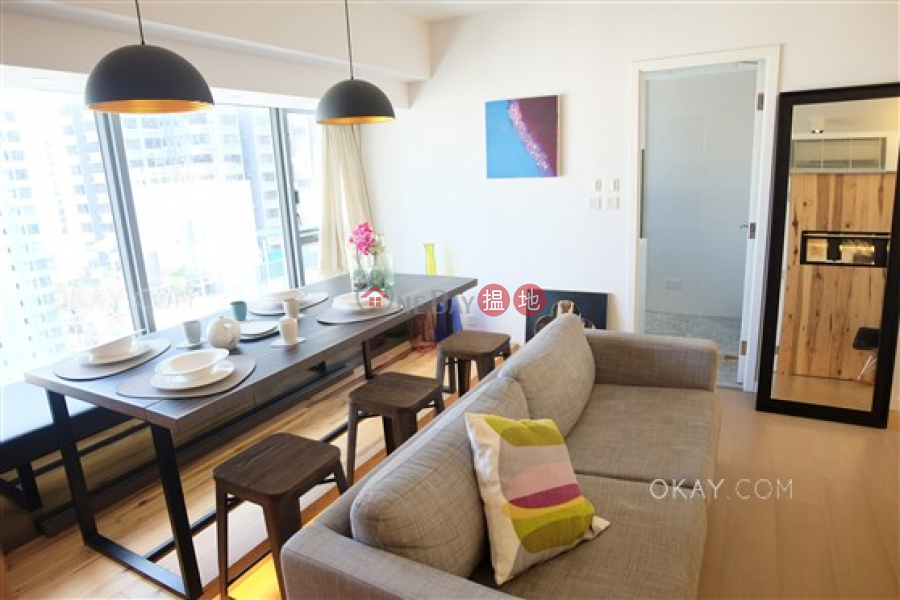 Charming 3 bedroom on high floor with balcony | Rental 72 Staunton Street | Central District Hong Kong | Rental, HK$ 52,000/ month