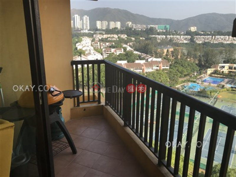 Intimate 2 bed on high floor with sea views & balcony | Rental | Discovery Bay, Phase 3 Hillgrove Village, Brilliance Court 愉景灣 3期 康慧台 康和閣 Rental Listings