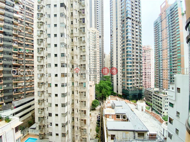 Intimate 1 bedroom with balcony | Rental 1 Castle Road | Western District | Hong Kong, Rental | HK$ 27,000/ month