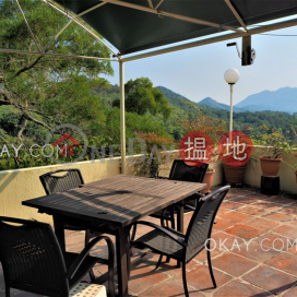 Gorgeous house with sea views, rooftop & terrace | For Sale|Tai Lung Chuen Village House(Tai Lung Chuen Village House)Sales Listings (OKAY-S392136)_0