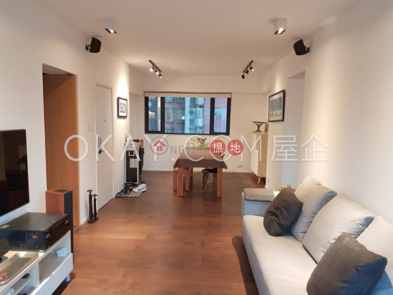 HK$ 24.5M Winner Court, Central District, Tasteful 3 bedroom with balcony & parking   For Sale