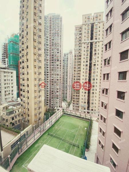 HK$ 60,000/ 月|羅便臣花園大廈-西區|即買即住,豪宅名廈,地標名廈,實用靚則,地段優越《羅便臣花園大廈租盤》