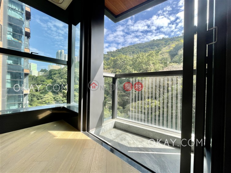 Gorgeous 2 bedroom with balcony | Rental, Tower 3 The Pavilia Hill 柏傲山 3座 Rental Listings | Eastern District (OKAY-R291651)