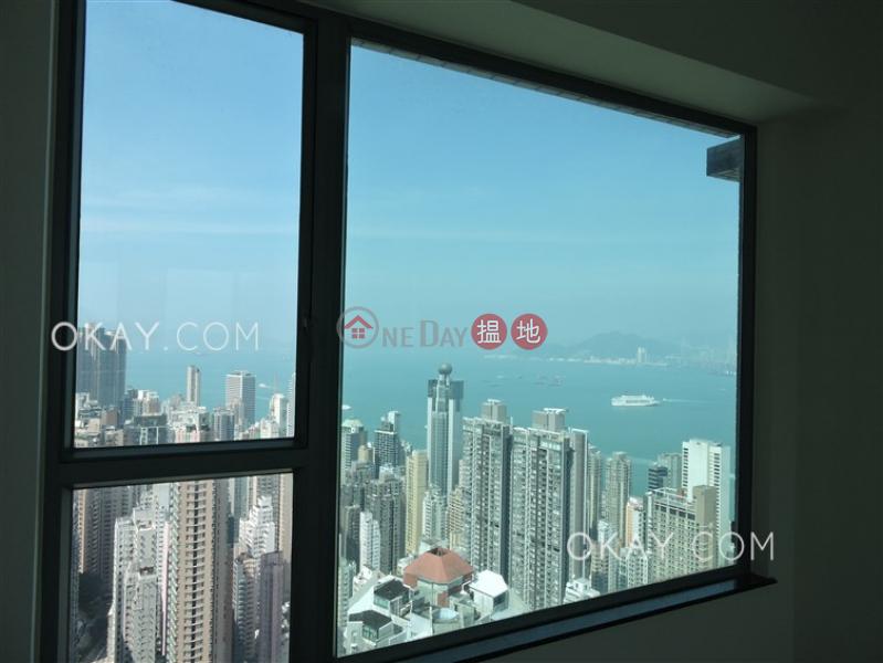香港搵樓|租樓|二手盤|買樓| 搵地 | 住宅|出租樓盤-3房2廁,極高層,露台《柏道2號出租單位》