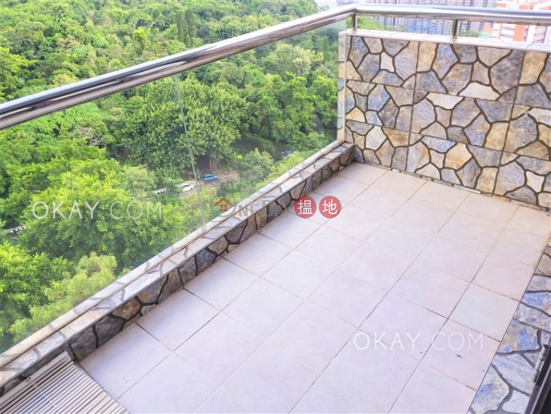 Property Search Hong Kong | OneDay | Residential, Sales Listings | Efficient 3 bed on high floor with sea views & balcony | For Sale