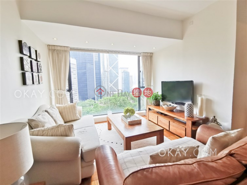 HK$ 57,000/ month | 36-36A Kennedy Road | Central District Efficient 3 bedroom on high floor with parking | Rental