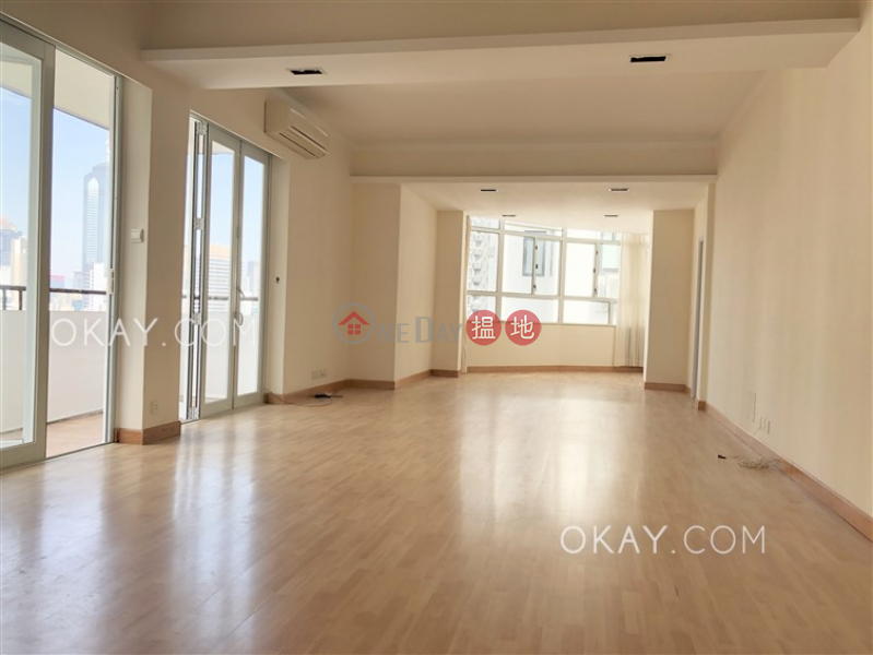 HK$ 48,000/ month, Happy Mansion | Central District Unique 3 bedroom on high floor with balcony & parking | Rental