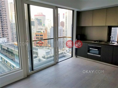 Nicely kept 1 bedroom with balcony | Rental|28 Aberdeen Street(28 Aberdeen Street)Rental Listings (OKAY-R320348)_0