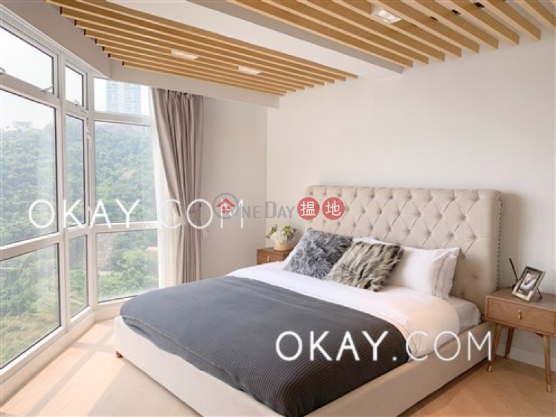 Luxurious penthouse with rooftop & parking | Rental | Bamboo Grove 竹林苑 Rental Listings