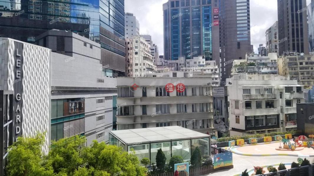 核心地段,有匙即睇,交通方便,鄰近地鐵《采怡閣租盤》48渣甸坊   灣仔區-香港 出租HK$ 19,800/ 月