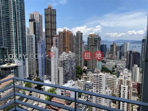 Popular 3 bedroom on high floor with balcony | Rental|Cherry Crest(Cherry Crest)Rental Listings (OKAY-R109437)_0