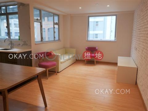 Lovely 1 bedroom in Sheung Wan | Rental|Western DistrictWing Shun Building(Wing Shun Building)Rental Listings (OKAY-R369043)_0
