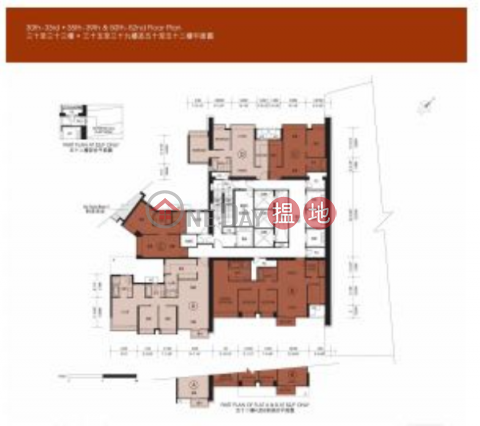 3 Bedroom Family Flat for Sale in West Kowloon|The Arch(The Arch)Sales Listings (EVHK43988)_0