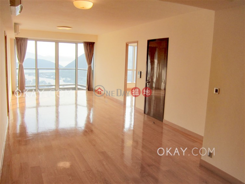 Stylish 4 bed on high floor with sea views & balcony | For Sale | Marinella Tower 6 深灣 6座 Sales Listings