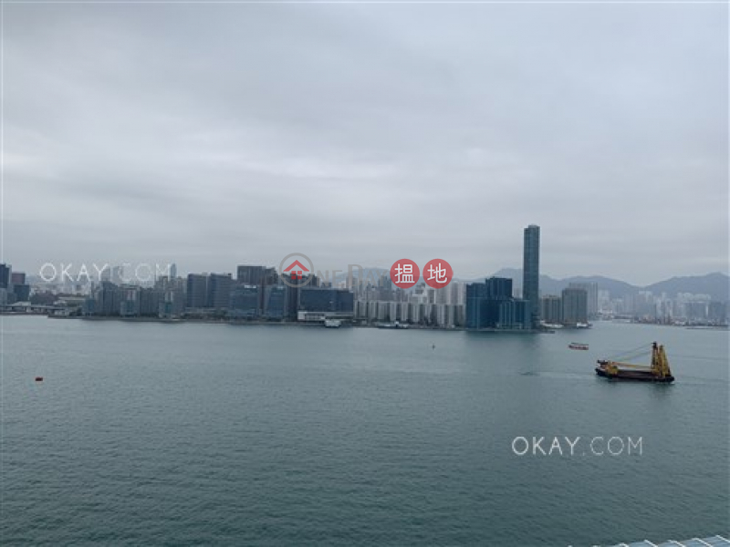 Property Search Hong Kong   OneDay   Residential   Rental Listings Stylish 3 bedroom with sea views & balcony   Rental