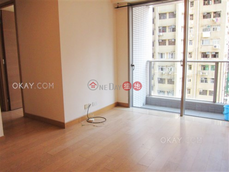 Elegant 2 bedroom with balcony | For Sale | Greenery Crest, Block 2 碧濤軒 2座 Sales Listings