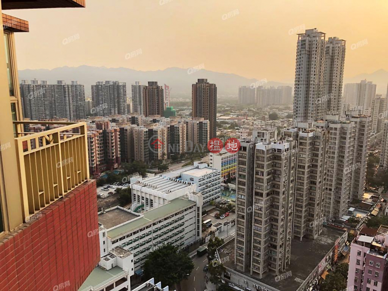 內園靚景,廳大房大,環境清靜,核心地段,乾淨企理《Yoho Town 1期9座租盤》|Yoho Town 1期9座(Yoho Town Phase 1 Block 9)出租樓盤 (QFANG-R95379)
