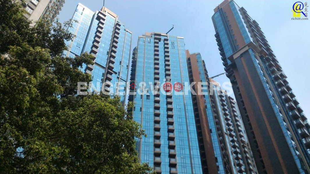Studio Flat for Sale in Tin Hau, Tower 1 The Pavilia Hill 柏傲山 1座 Sales Listings | Eastern District (EVHK84809)