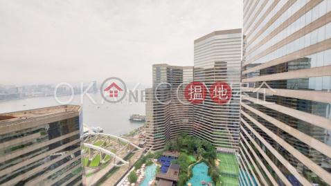 Elegant 1 bedroom on high floor | Rental|Wan Chai DistrictConvention Plaza Apartments(Convention Plaza Apartments)Rental Listings (OKAY-R22880)_0