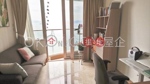 Intimate 1 bed on high floor with sea views & balcony | Rental|Cadogan(Cadogan)Rental Listings (OKAY-R211386)_0