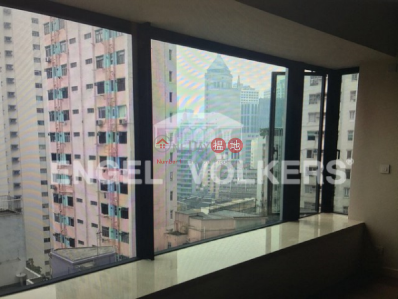 HK$ 9.5M | Gramercy | Central District | 1 Bed Flat for Sale in Central Mid Levels