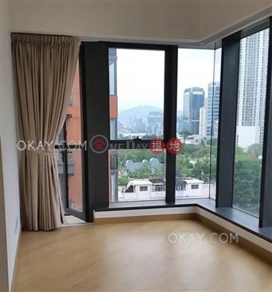Charming 2 bedroom with balcony | Rental, Warrenwoods 尚巒 Rental Listings | Wan Chai District (OKAY-R114681)