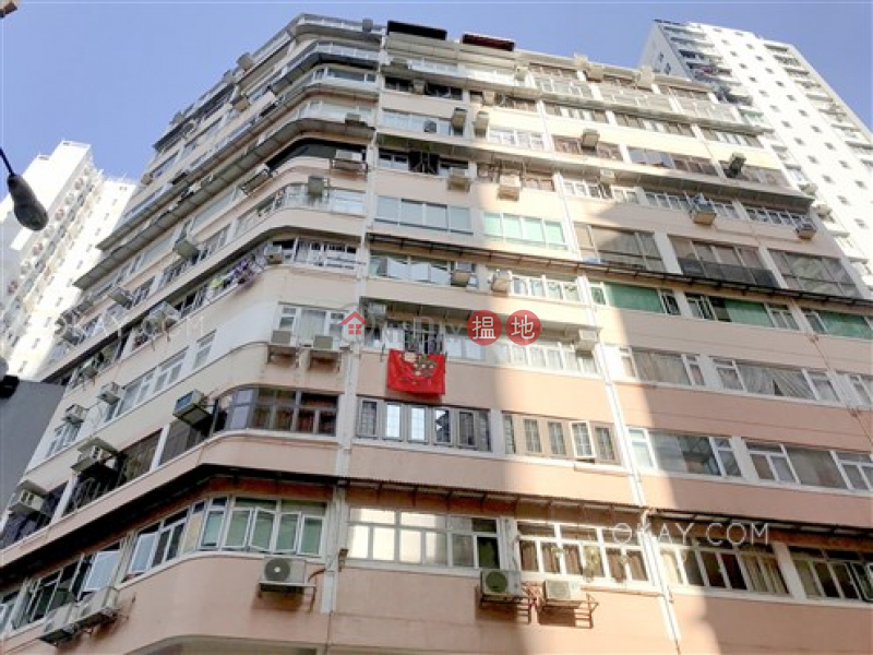 HK$ 28,000/ month Po Tak Mansion | Wan Chai District | Charming 2 bedroom on high floor with balcony | Rental