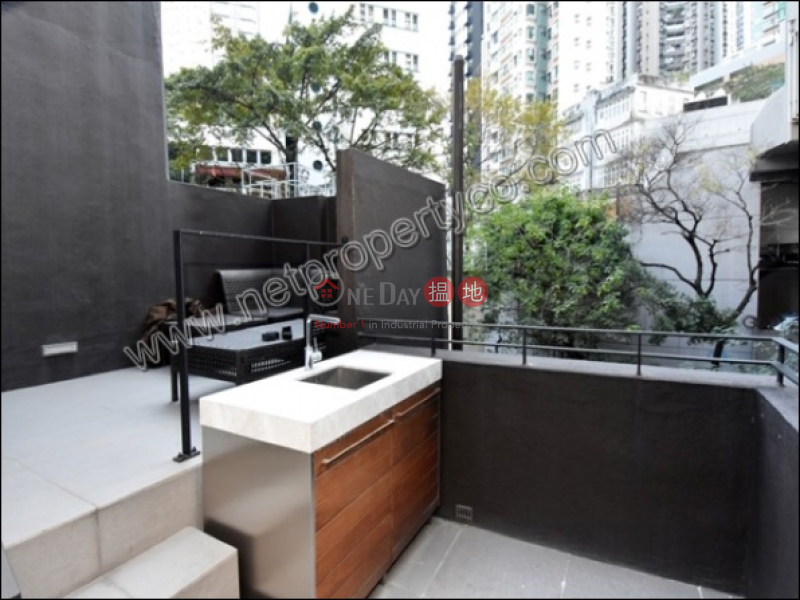 Property Search Hong Kong | OneDay | Residential | Rental Listings Residential with Roof Top / Balcony for Rent