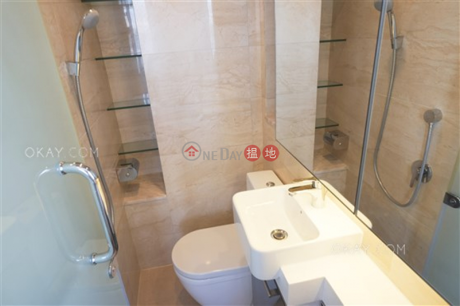 Practical 3 bed on high floor with sea views & balcony | Rental, 18 Catchick Street | Western District, Hong Kong, Rental HK$ 29,500/ month