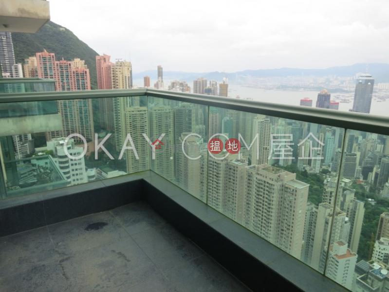 香港搵樓 租樓 二手盤 買樓  搵地   住宅-出租樓盤 3房3廁,極高層,星級會所,連車位The Mayfair出租單位