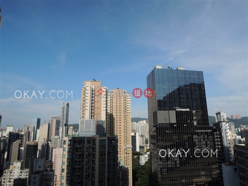 Luxurious 1 bedroom on high floor with balcony | Rental | The Avenue Tower 2 囍匯 2座 Rental Listings