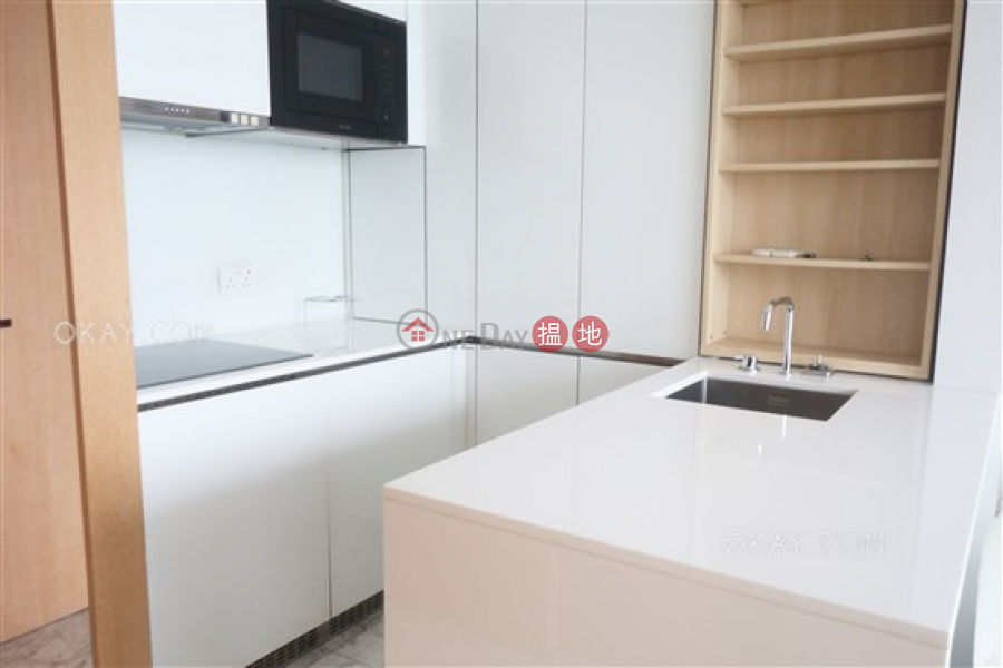 Charming 1 bed on high floor with harbour views | Rental | The Gloucester 尚匯 Rental Listings