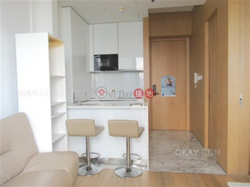 HK$ 15M | The Gloucester, Wan Chai District, Rare 1 bedroom with harbour views & balcony | For Sale
