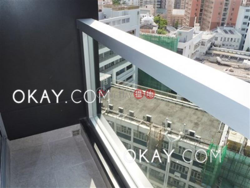Cozy 1 bedroom with balcony | Rental, Resiglow Pokfulam RESIGLOW薄扶林 Rental Listings | Western District (OKAY-R378652)