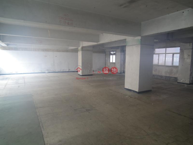 金富工業大廈-低層-whole floor單位-工業大廈|出租樓盤HK$ 45,000/ 月